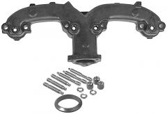 """Chevy SB cast manifold right/left outlet 2"""""""