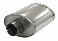 "Silencer 3"" Turbotight inox"