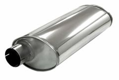 "Silencer 3"" Turbo inox. 140x220 L=500"