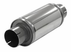 "Silencer 3"" Turbonett inox"