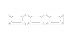 BMW E36 M3 exhaust manifold flange kit