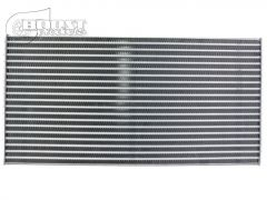 Tube-fin core 600x300x76