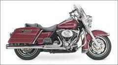 SuperTrapp  2:1 SuperMeg System - Harley Davidson FLH/FLT - 07-08 - Chrome
