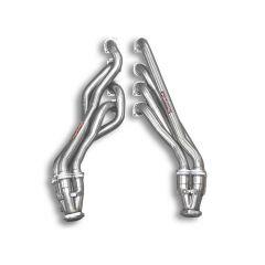 Supersprint BMW X5 4.4 V8 manifolds