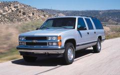 Chevrolet Suburban 6,5 TD turboback Exhaust