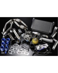 GReddy GT86/BRZ T518Z turbo kit