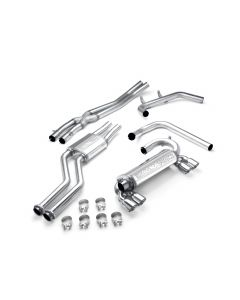 BMW M3 E46 cat back exhaust
