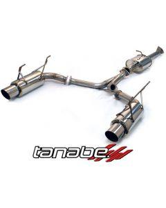 Tanabe Concept G cat-back Honda S2000 AP1