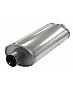 """Silencer 2.5"""" Super inox l=320mm"""