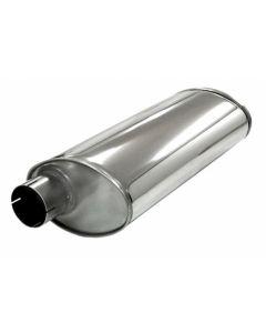 """Silencer 3"""" Turbo inox. 140x220 L=500"""
