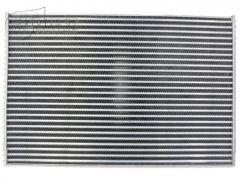 Tube-fin core 600x400x76