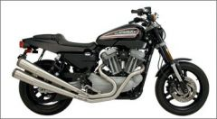SuperTrapp  2:2 Megaphone Series Race System - Harley Davidson XR1200 08-12 - S/S