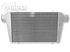 Tube-fin intercooler 450x300x76 3""