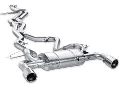 Akrapovic Evolution exhaust BMW E92 335i