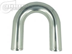 Aluminium bend 63.5x1.5 mm 180 degrees