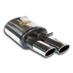 Supersprint Audi S8 rear silencer left
