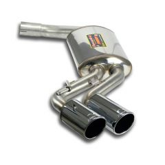 Supersprint rear exhaust BMW E90 diesel
