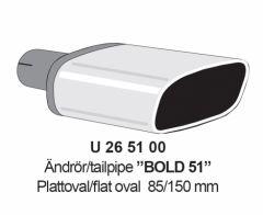 Outlet tip Bold 51