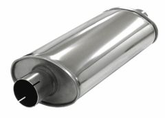 "Silencer 2.5"" Super inox l=320mm"