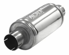 "Silencer 2.5"" Handy inox"