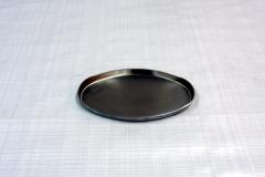 Muffler Endplate 100x165mm Blank