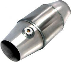 """E-Approve Metallic Catalytic Converter 200CPSI 2,5"""""""