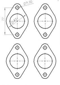 Laippasarja Golf KR 16v (4 kpl)