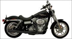 SuperTrapp  2:1 SuperMeg System - Harley Davidson FXST/FLST 84-11 - Black