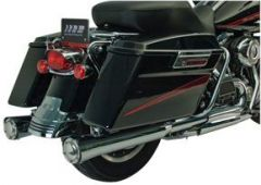 SuperTrapp  2:1:2 MegaShots System - Harley Davidson FLH/FLT 85-16 - Chrome