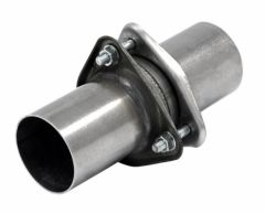 """Flange assembly 2.5"""" inox"""