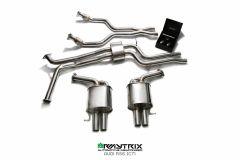 Audi S6 C7 Armytrix Valvetronic Exhaust