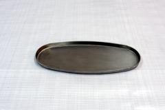 Muffler Endplate 100x240mm Blank
