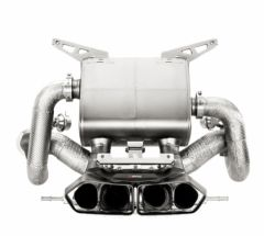 Akrapovic takavaimentaja Aventador LP700-4