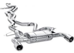 Akrapovic Evolution putkisto BMW E92 335i