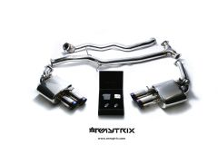 A5 Coupe B8 TFSi Armytrix Valvetronic Blue