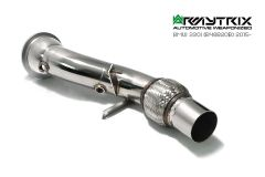 G30/31 520/530 Armytrix decat downpipe