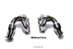 981 Boxter/Cayman Armytrix header w. cat