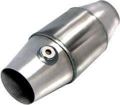 """200CPSI E-hyväksytty metallikenno katalysaattori 3"""" lähdöillä"""