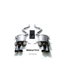 E90-92 M3 Armytrix Valvetronic Black