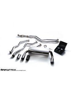 F30-33 335/435 Armytrix Valvetr. Chrome Quad