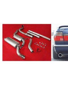"""JT Saab 9000 92-98 CS 3"""" turboback decat"""