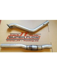 """JT 3"""" Downpipe Volvo 940 Turbo 200cpsi"""