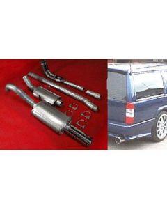 """JT Volvo 940 8V engine manifold-back 3"""" dec"