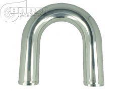 Alumiinikäyrä 63,5x1.5 mm 180 astetta