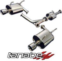 Tanabe Touring Med. cat-back Honda S2000 AP1