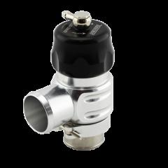 Turbosmart Plumb Back bypass 38 mm, musta