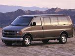"Chevrolet / GMC Express Van 96-02' 6,5TD 3"" Putkisto"