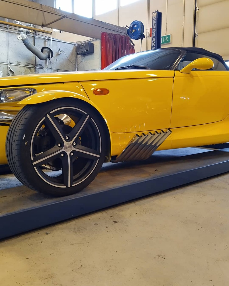 Plymout Prowler